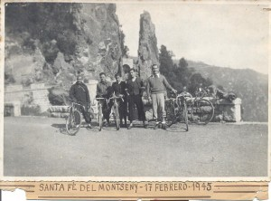 A100 Santa Fè del Montseny. 17-02-1945